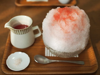 Japanese Ice Shaved - Suica Baby
