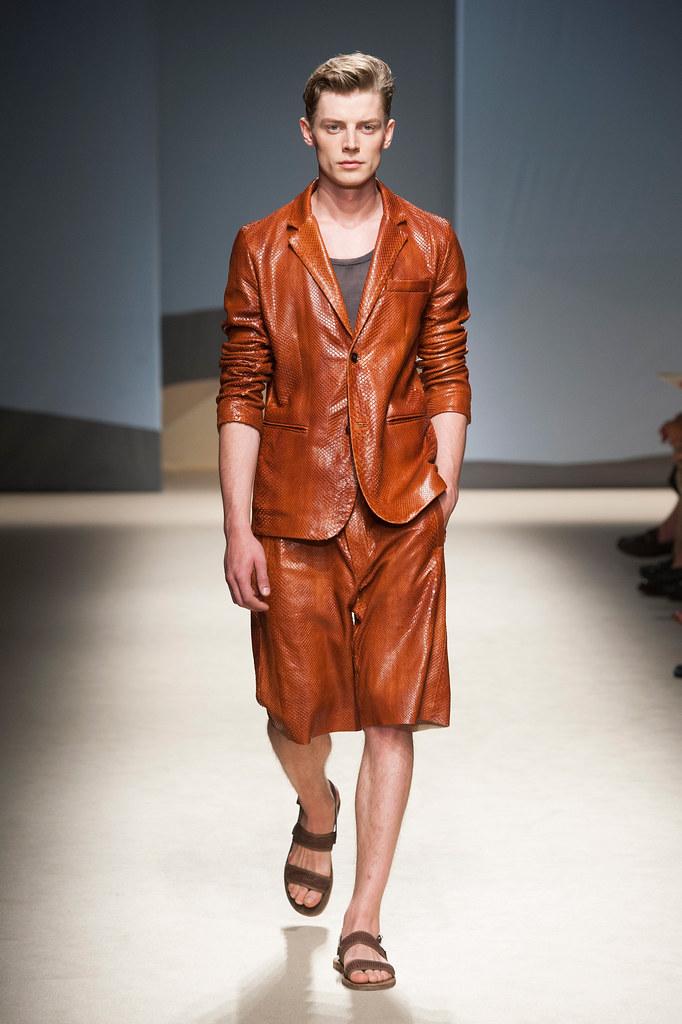 Janis Ancens3124_SS14 Milan Trussardi(fashionising.com)