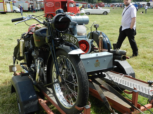 CUH457 Royal Enfield Motorcycle Combination - NFS