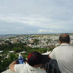 Looking out over Ginowan and Futenma