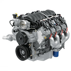 chevrolet performance ls3 crate engines: