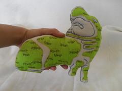 Green Hippopotamus