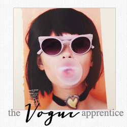 The Vogue Apprentice