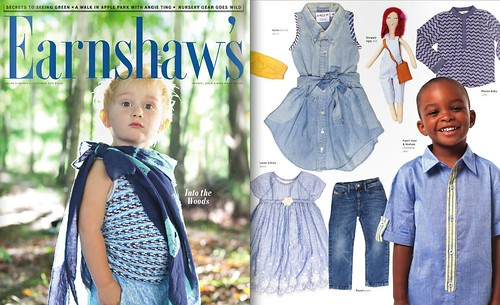 Earnshaw's Magazine, September 2013. Print and Online issue!