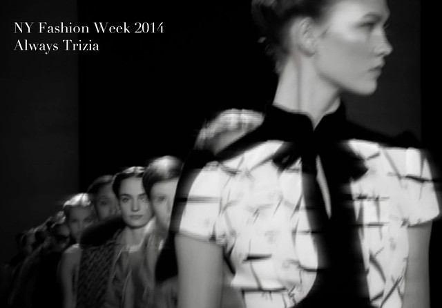 NY Fashion Week 2014 Always Trizia004
