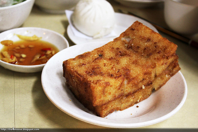 Swee Choon - Carrot Cake