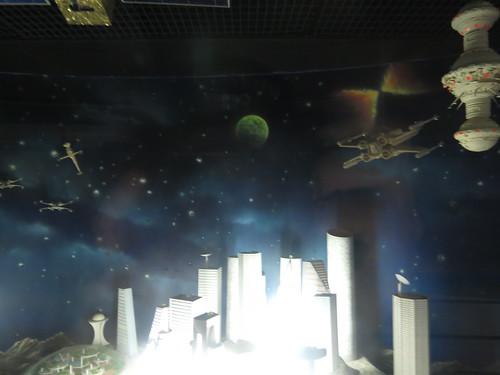 Eerie observatory