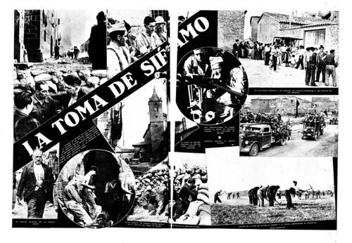 La Vanguardia 17 de septiembre de 1936, fotos: Agustí Centelles i Ossó by Octavi Centelles
