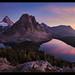 Sunburst Sunset by Justin Grimm