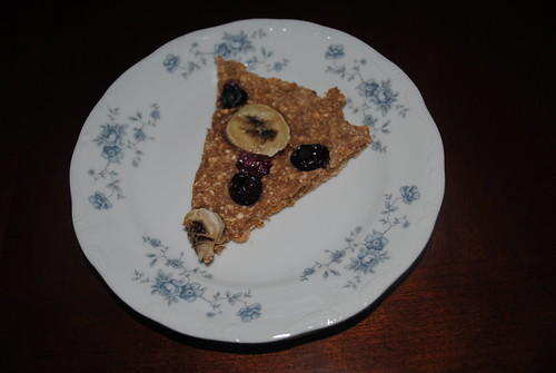 blueberry banana breakfast pizza (2)