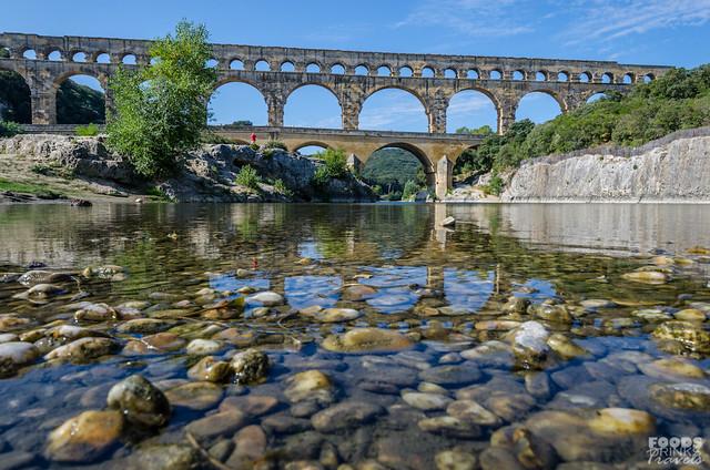 Provence - Pont du Gard