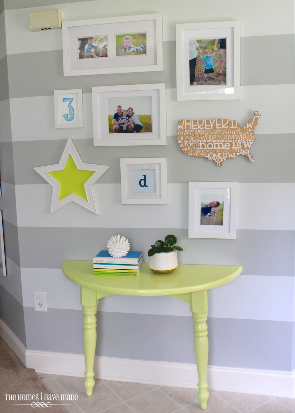 Lemon Lime Console Table-008