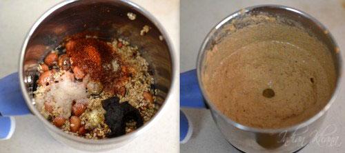 Phalahari-Mungfali-Til-Chutney-navratri-recipe