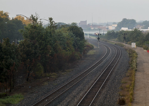 Tracks and Fog