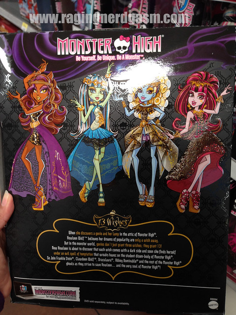 10116294754 d0d662f8be z jpgMonster High Dolls 13 Wishes Abbey