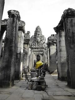 Bayon, Angkor, Cambodia - ប្រាសាទបាយ័ន, អង្គរ, កម្ពុជា