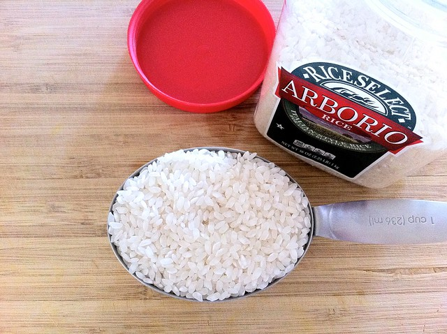 1 Cup Arborio Rice
