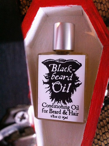 Blackbeard Oil