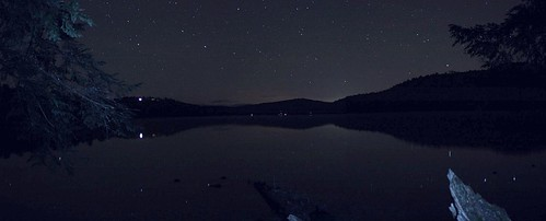 2013_1030Long-Pond-At-Night-Pano0001 by maineman152 (Lou)