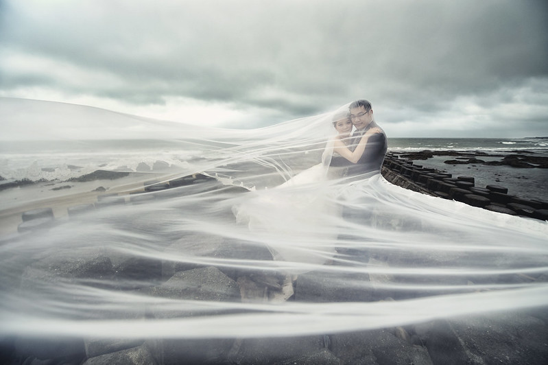 Pre-Wedding, 自助婚紗, Fine Art, 三芝