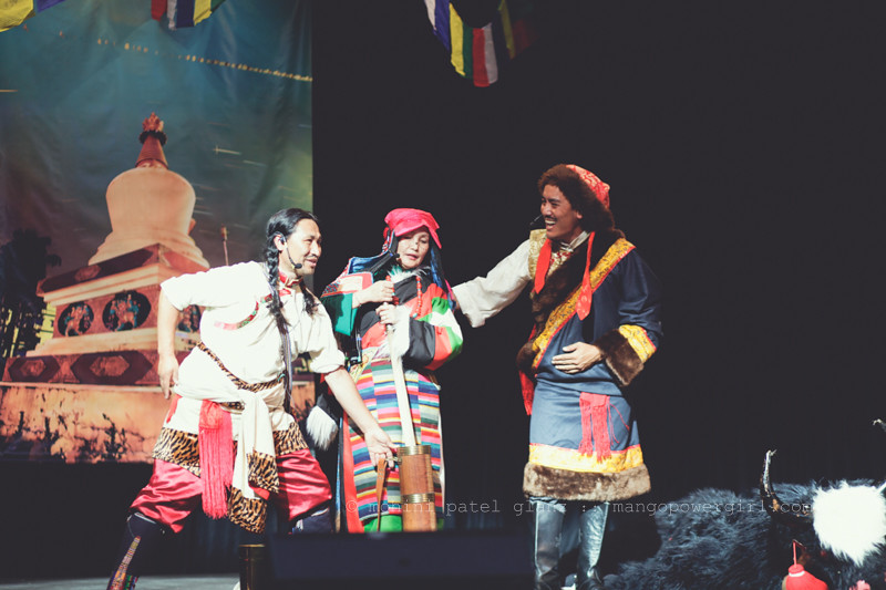 Tibetan Insititute of Performing Arts 4