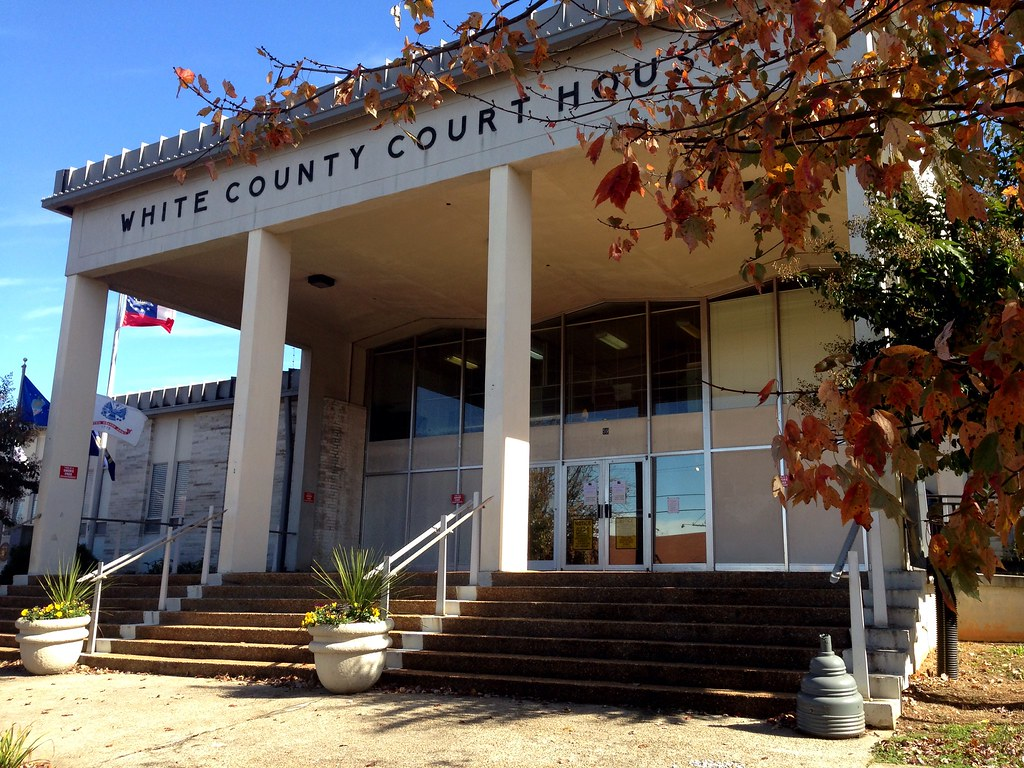 The White County Courthouse