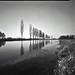- in aqua trilogiam / trilogy water -   ;/)   pinhole 4x5 by schyter