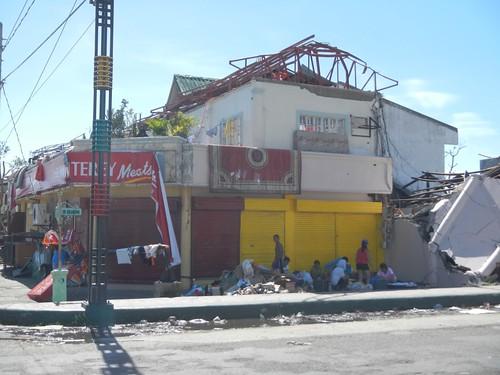Palo after Haiyan