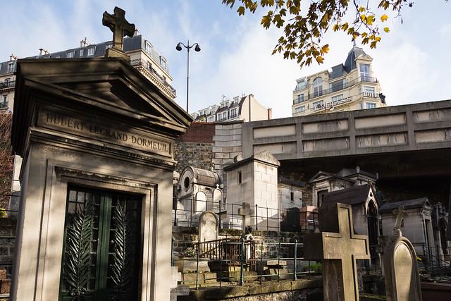 Cimetière de Montmartre | Flickr - Photo Sharing!