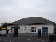 Picture of Gidea Park Station