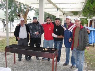 σύλλογος τερπνιωτών θεσσαλονίκη 12η γιορτή τσίπουρου