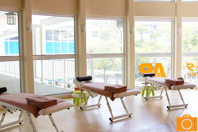 Karada therapy area