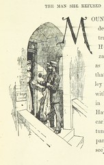 Image taken from page 133 of 'Blind Love ... With a preface by Walter Besant [who completed the work] and illustrations by A. Forestier'