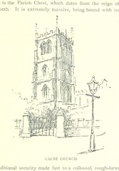 "British Library digitised image from page 57 of ""Old Wiltshire Market Towns and Villages ... Illustrated by M. E. Sargent"""