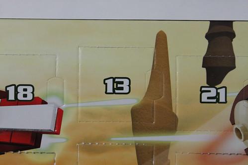 LEGO Star Wars 2013 Advent Calendar (75023) - Day 13