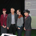 Gary Lineker with Our Multi-Sport Simulator
