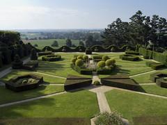 European historic gardens