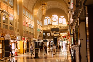 Go shopping at Blue Souk  - Things to do in Sharjah