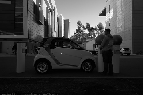 Park2Win Parking Challenge by TEDx Sponsor Car2Go   TEDxSanDiego