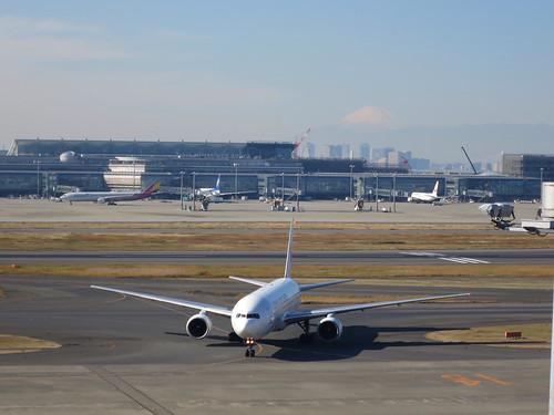 羽田空港 展望台 2013/12