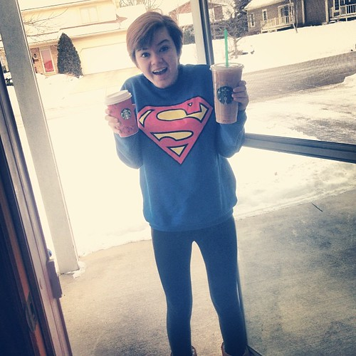 Yes. Even when it's -15, I drink iced chai :D
