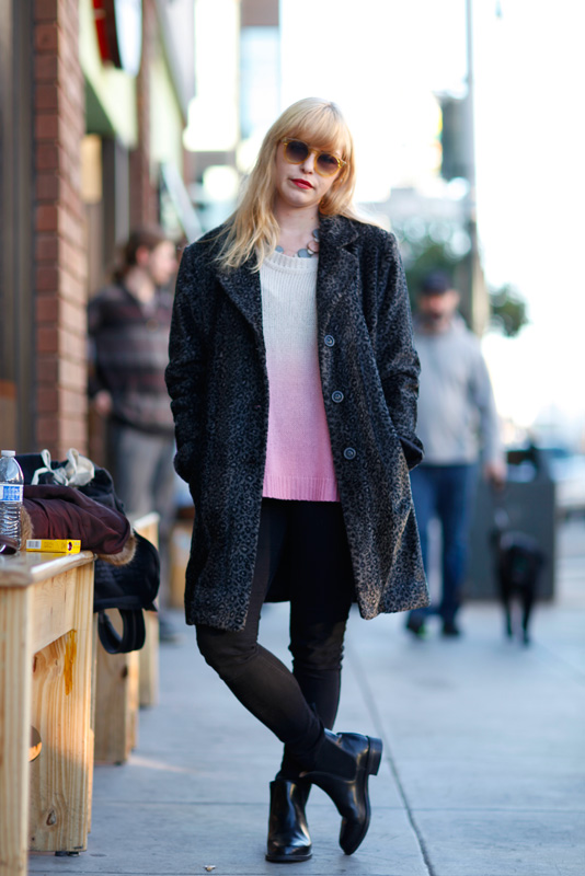 jensnyder Quick Shots, San Francisco, street fashion, street style, Valencia Street, women