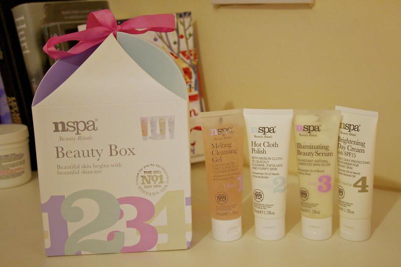 nspa beauty box