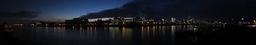 Mannheim Mühlauhafen Panorama II