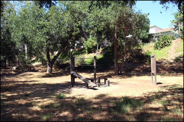 Kit Carson Hiking Grounds