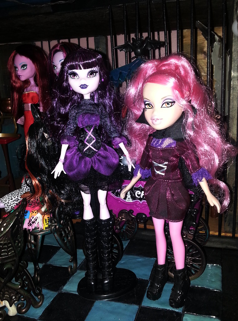 Mattelin Monster High - Sivu 10 12107630963_95924110e6_b