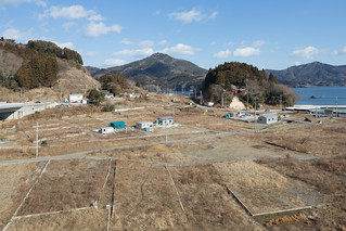 The Post-Tsunami Site of the Ogatsucho Mizuhama Town Center