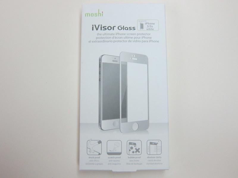Moshi iVisor Glass - Box Front