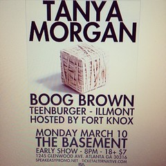Atlanta GA. Come and rock with us and our colleagues on the 10th of March at 8pm. 18 and up! The Basement! We kidnapped @djlowkey too!