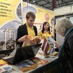 Mouzenidis Travel in Balttour 2014 - Riga 08.02.14